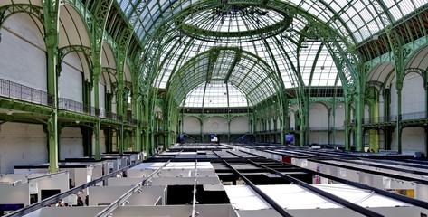 Stands exposition Grand palais Paris