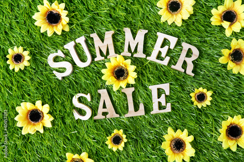 Summer Sale Sign Summer Sale Sign Background