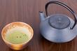 Die eiserne Teekanne