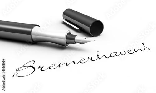 Bremerhaven - Stift Konzept
