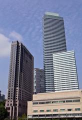 High buildings of Kuala Lumpur