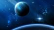 Fototapete Sonne - Stern - Raumfahrt