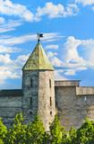 Tower of the Pskov Kremlin. Russia poster