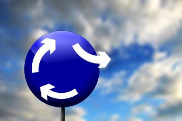Den Kreis verlassen - Veränderung