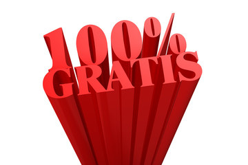 100 % Gratis