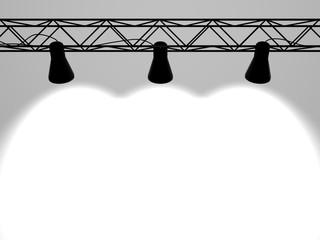 Театральная рампа