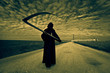 Grim Reaper on the road - 40480215