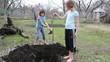 gardening children