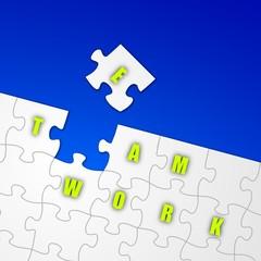 puzzle teamwork I