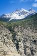Spring time in Himalaya mountains
