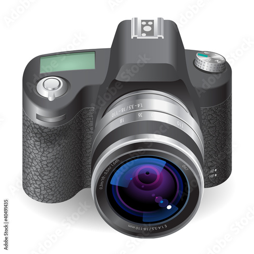 Icon for SLR camera