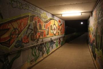Tunnel der Angst