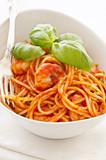 Spaghetti diablo