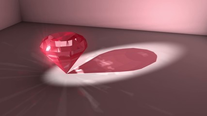 Turning Diamond (Loop 25p)