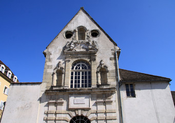 Kirche in Beaune