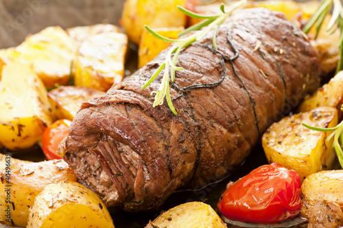 Beef roulade - 40496639