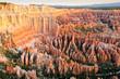Bryce amphitheater at sunrise point, Bryce Canyon NP, Utah, USA