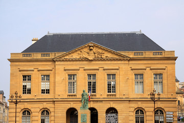 Touristen-Info in Metz