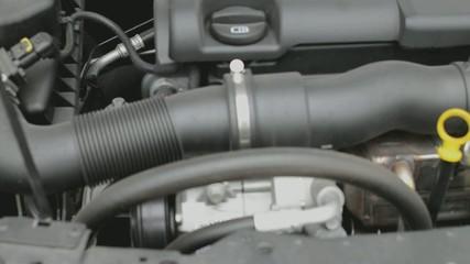 Motore diesel - trasmissione