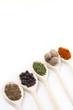 spices assortment