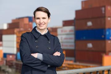 Kauffrau in Export und Logistik