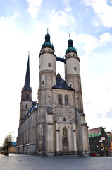 Marienkirche am Marktplatz