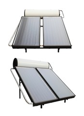 Solar water heater system