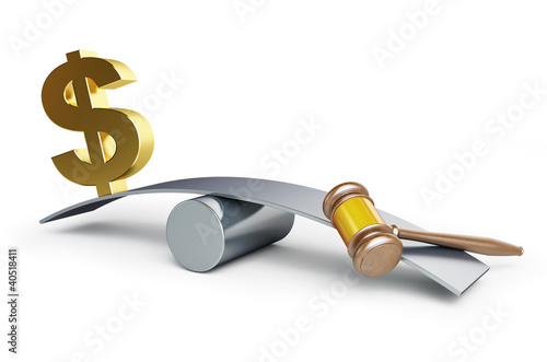 Justice or money
