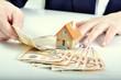 Kredit fürs Eigenheim