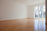 Leerer Raum in Wohnung