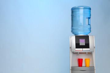 Modern water cooler