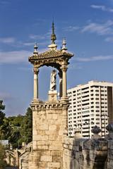 Bridge Statue Valecia