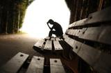 Fototapety Depresyon