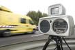 radar et caméra de vitesse