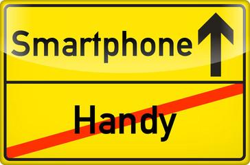 Smartphone statt Handy