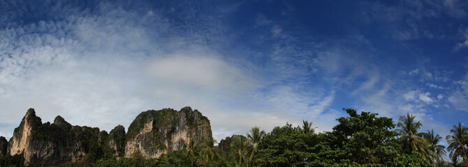 Railay Beach in Thailand