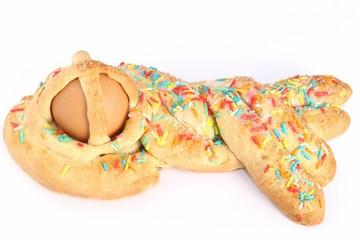 cuzzupa- dolce di pasqua calabrese