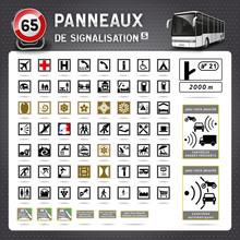 Panneaux de signalisation routière #5