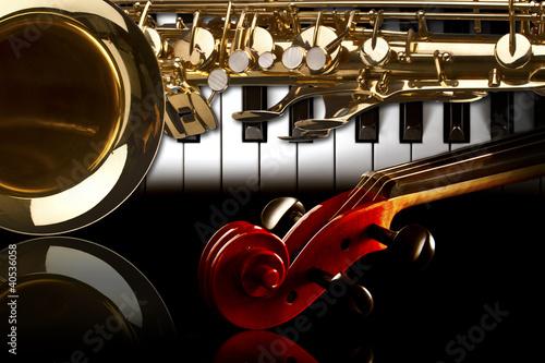 Backround muzyki