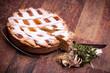 Famous Recipes - Italian Pastiera