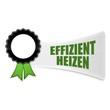 sticker siegel effizient heizen I