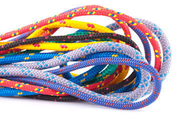 colorful rope loops