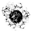 Icono floral
