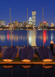 Back Bay Boston from across the Charles River