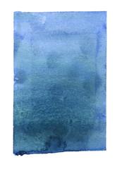 Rectangular watercolor background