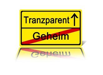 mehr Transparenz