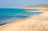 Fototapety golden beach