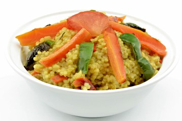 couscous con verdura