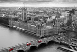 Fototapeta Most - Houses of Parliament London © Andrew Barker