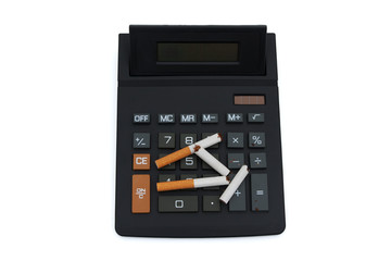 Calculating the cost of smoking